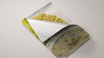 Materiali za pakiranje dehidrirane hrane
