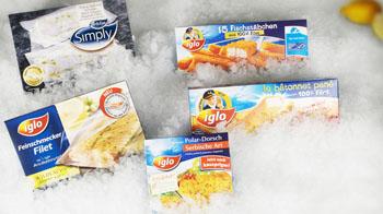 Materiali za pakiranje zamrznjene hrane