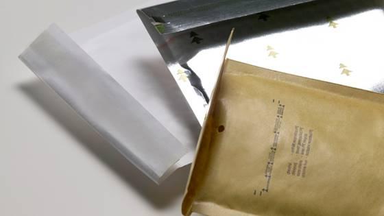 Material za pisemske ovojnice